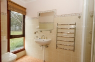 Garden view queen room ensuite