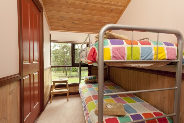 Family suite bunk