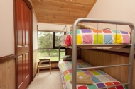 Family suite bunk