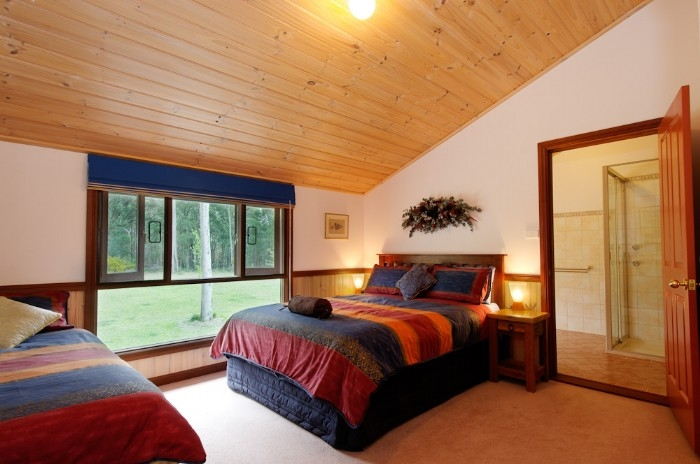 Twin/queen/triple room with ensuite