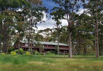 Enjoy the bushland setting