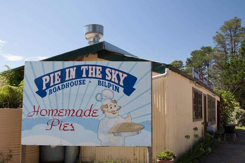 Best Pies in the Blue Mountains?